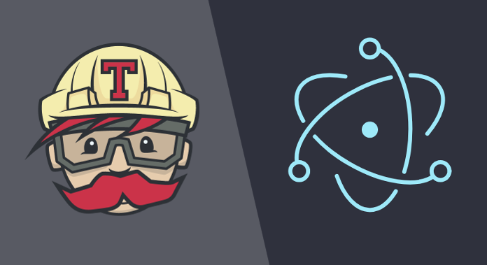 Automate electron app release build on github with Travis CI