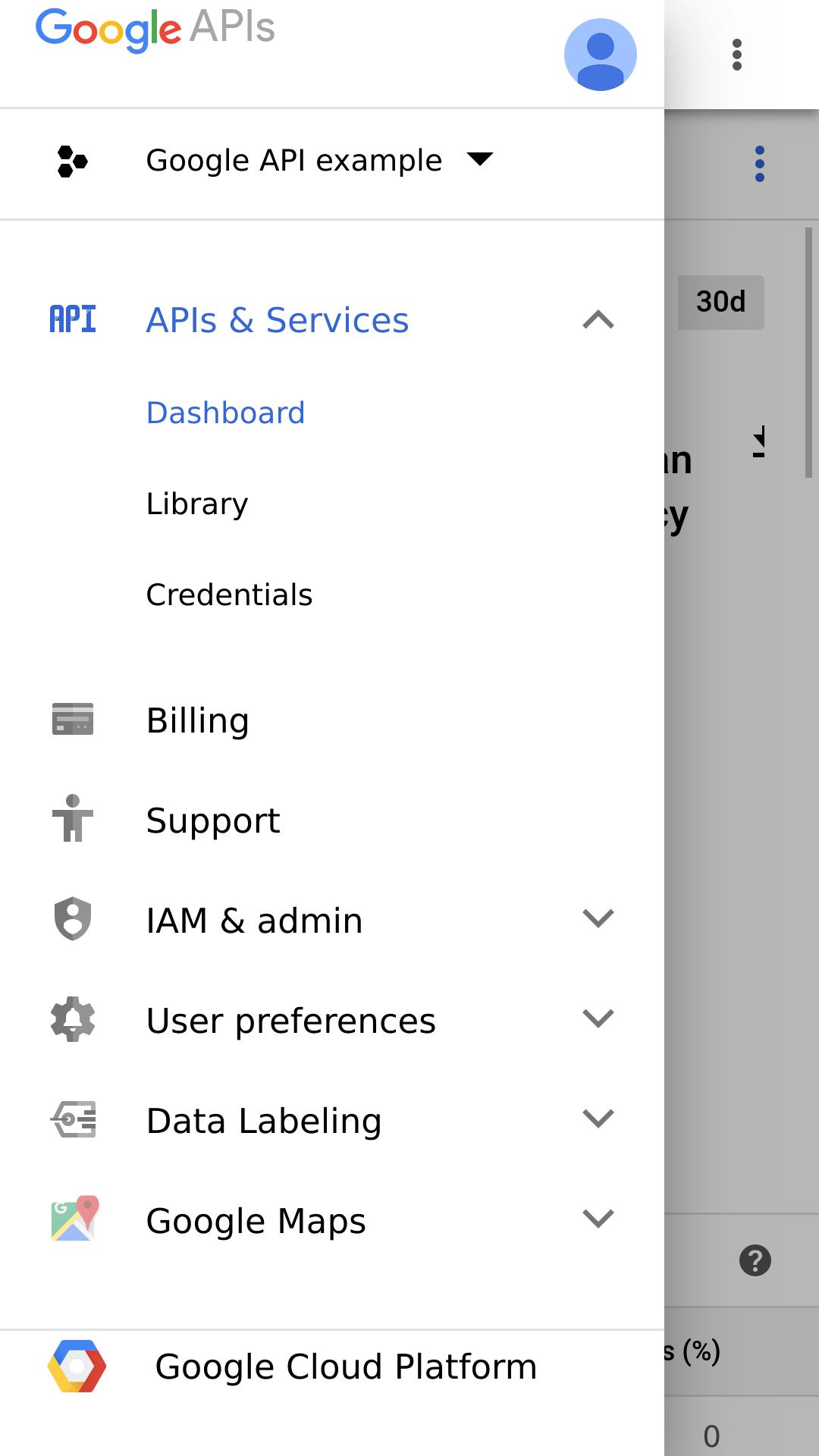 How to make Firebase Authentication via Google API in Angular