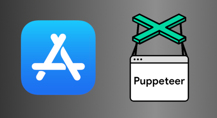 How to automate iOS application submission process with puppeteer