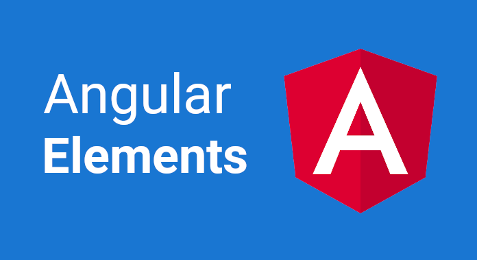 Build a reusable Angular library and web component
